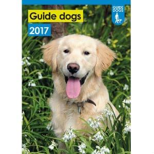 guide dogs calendar