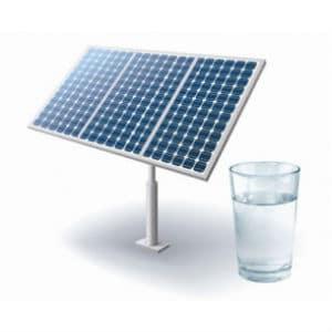 concern solar water pump