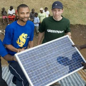 Install Solar Panels in Africa