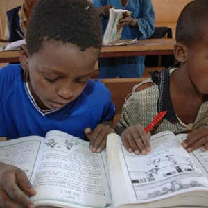 oxfam educate a child