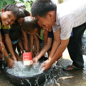 oxfam safe water