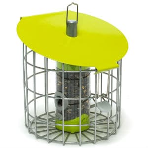 Roundhaus Seed Bird Feeder