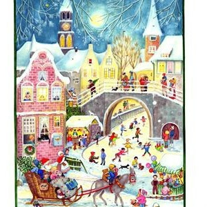unicef advent calender