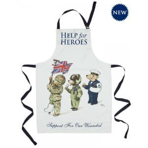 bears on parade apron