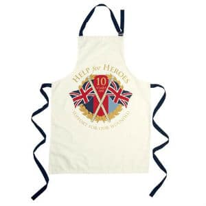 10th Anniversary Apron