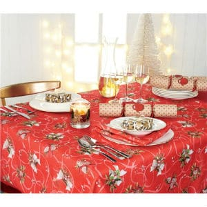 napkins table cloth