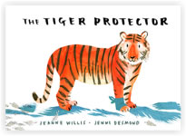 WWF The Tiger Protector book