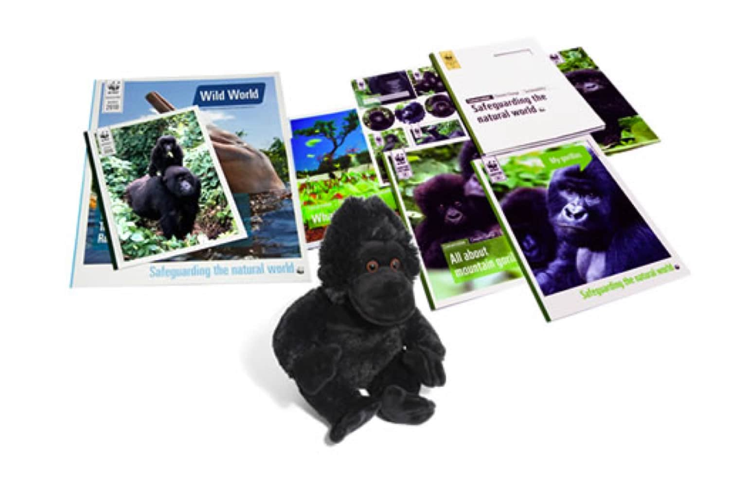 Adopt a Mountain Gorilla