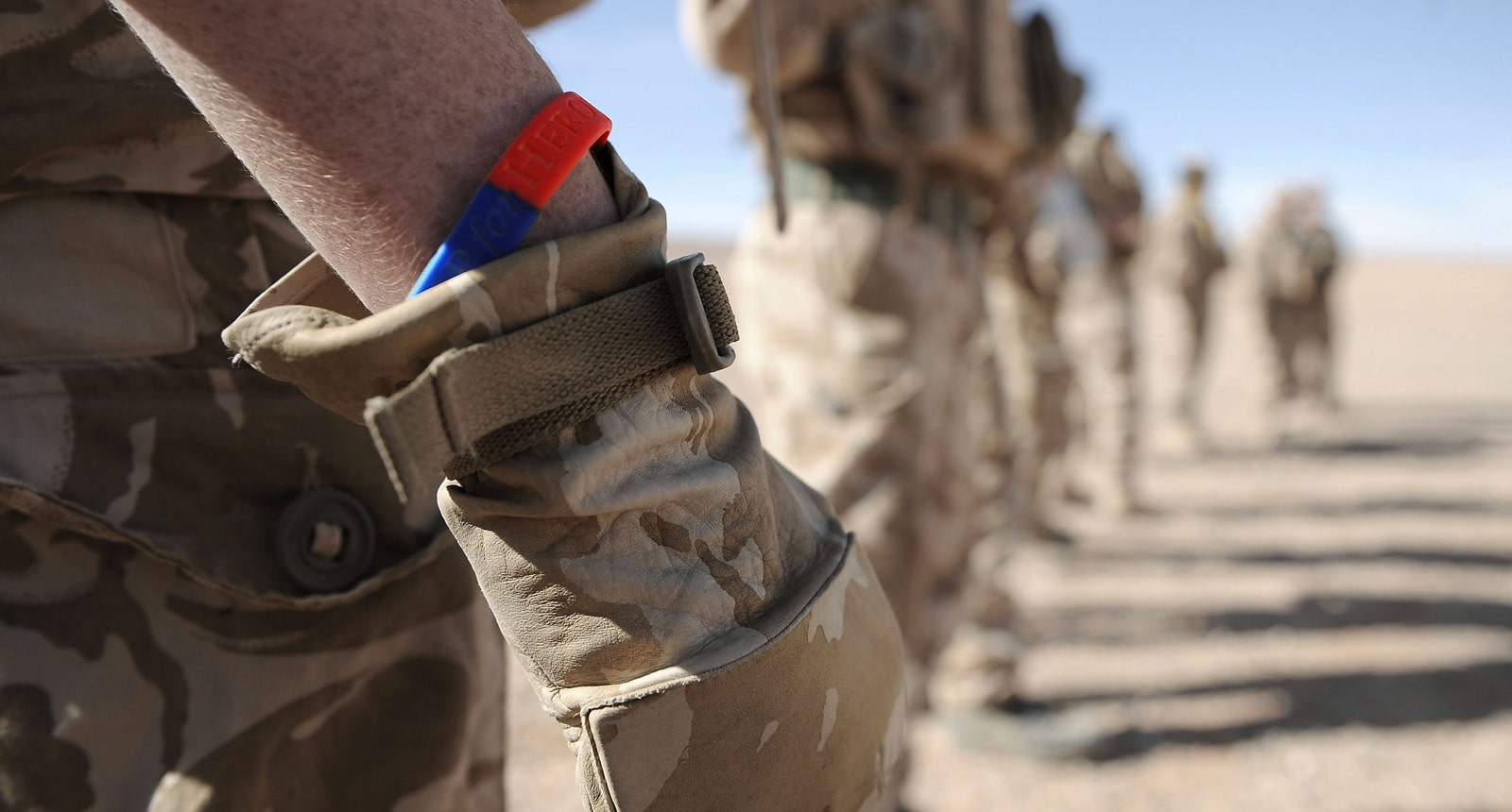 Help Help for Heroes with a charity gift