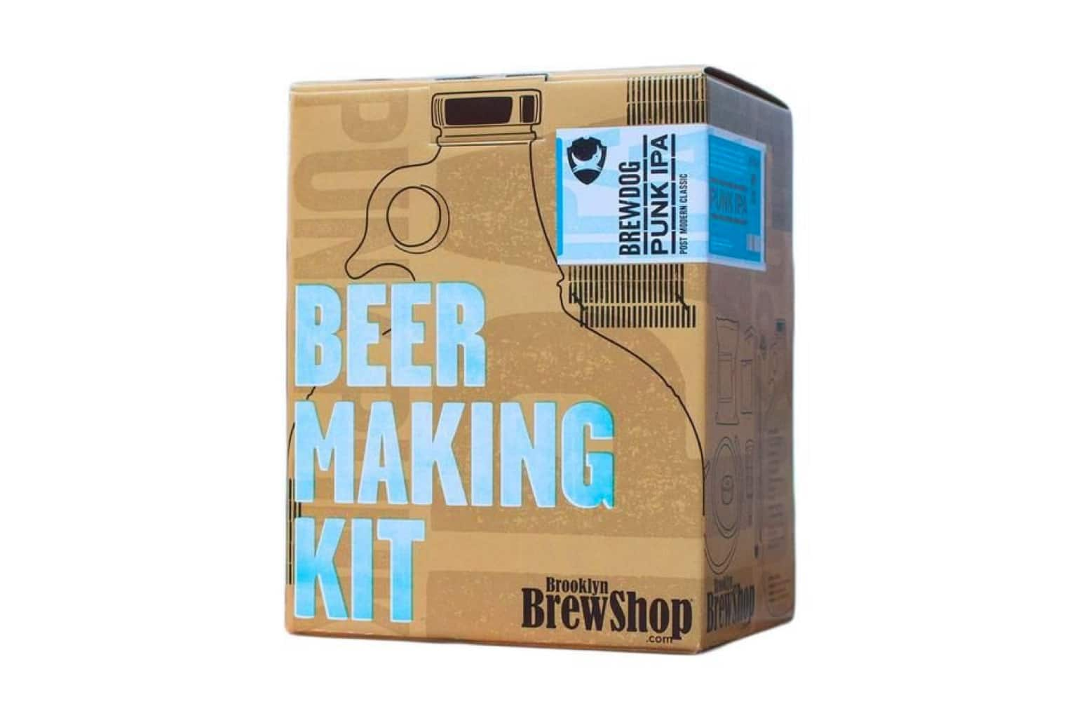 Brewdog Punk IPA Beer Brewing Kit