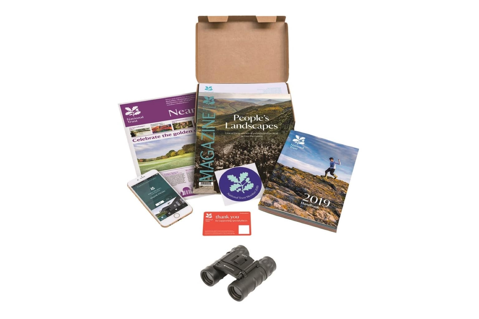 The National Trust Individual Membership Adult