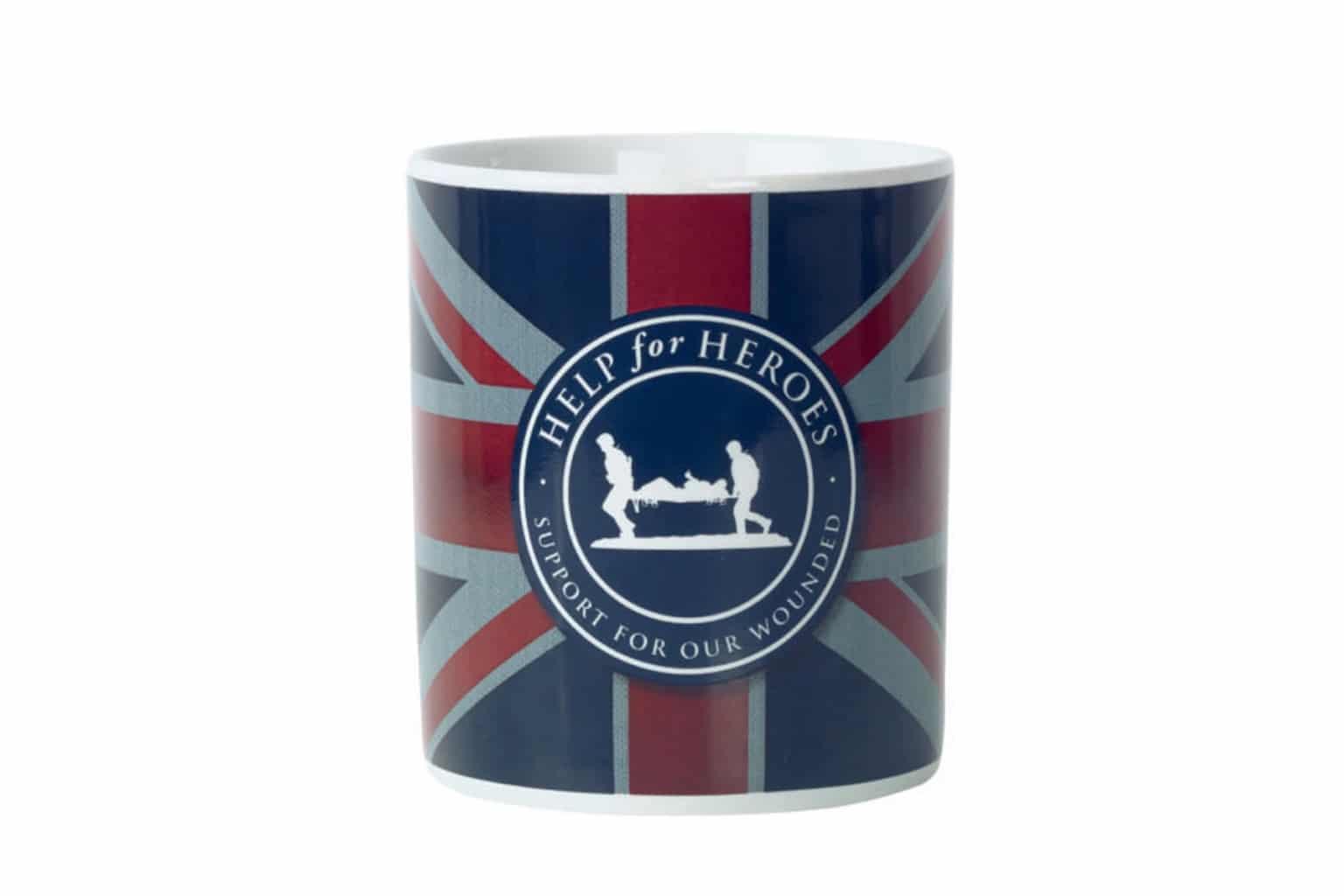Union Jack Dignity Mug