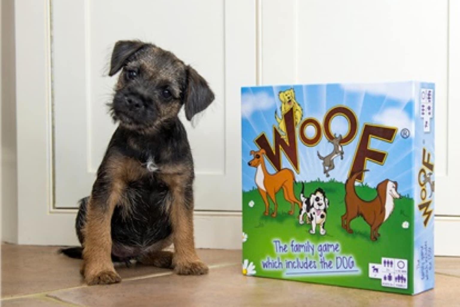 Woof Board Game