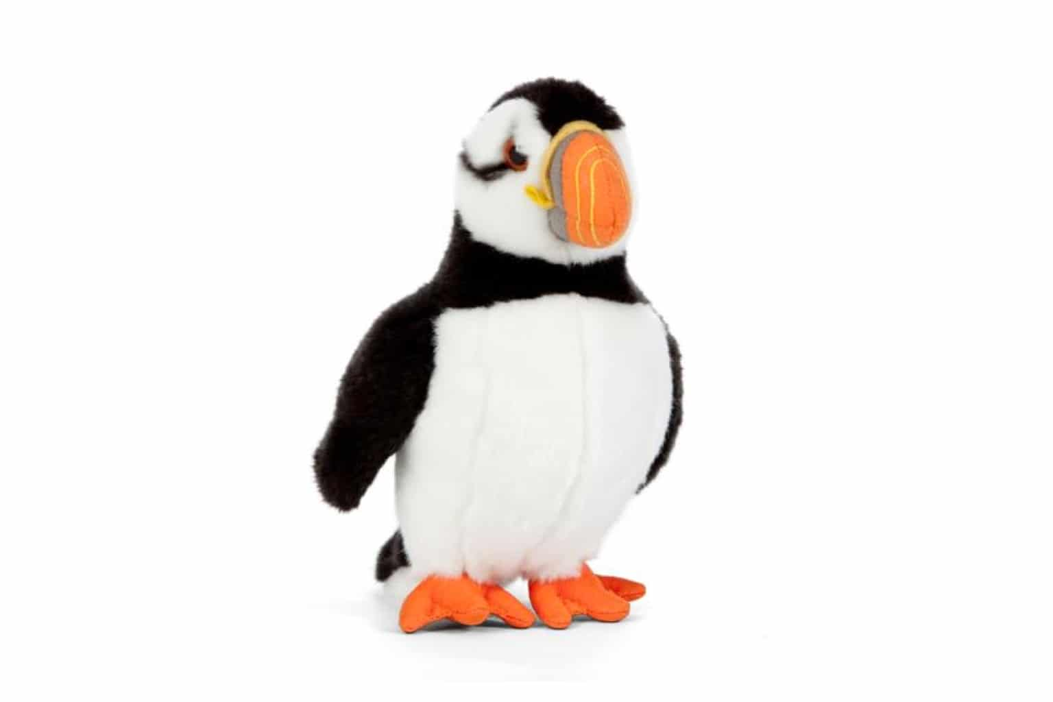 Large Puffin Soft Plush Toy