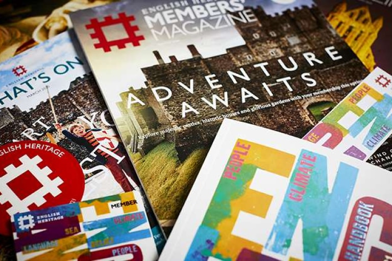 English Heritage Joint Membership