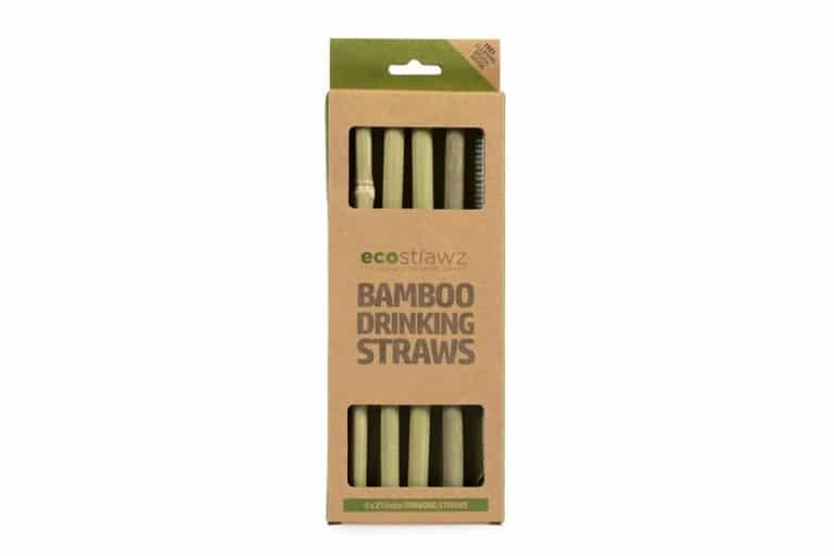 Natural Bamboo Drinking Straws