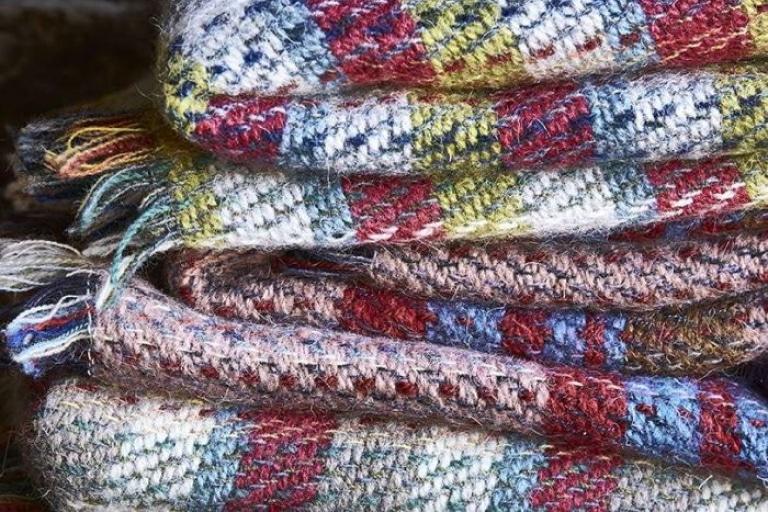 National Trust Recycled Woollen Rug