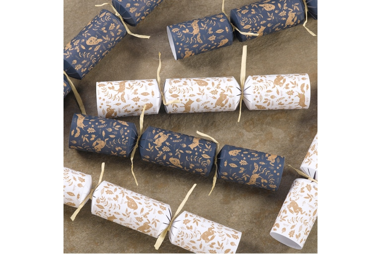 6 Fill Your Own Christmas Crackers