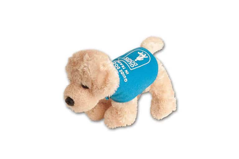 Guide Dog Puppy Toy