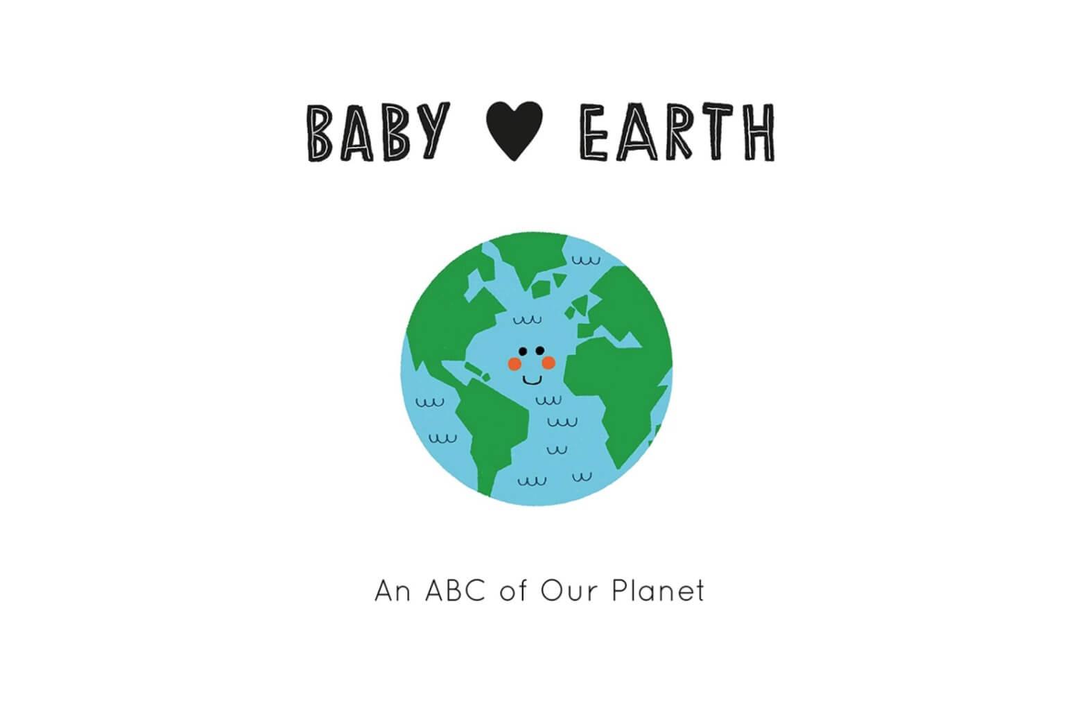 Baby Loves Earth by Jenny Broom